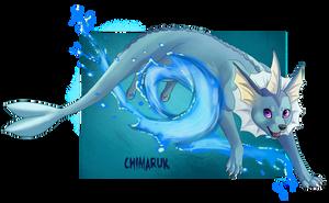 -FanArt- Like water by Chimaruk