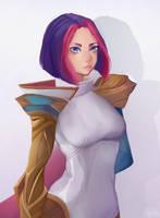[LoL]   The grand duelist by antropix