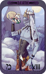 Tarot: Death by MalkyTea