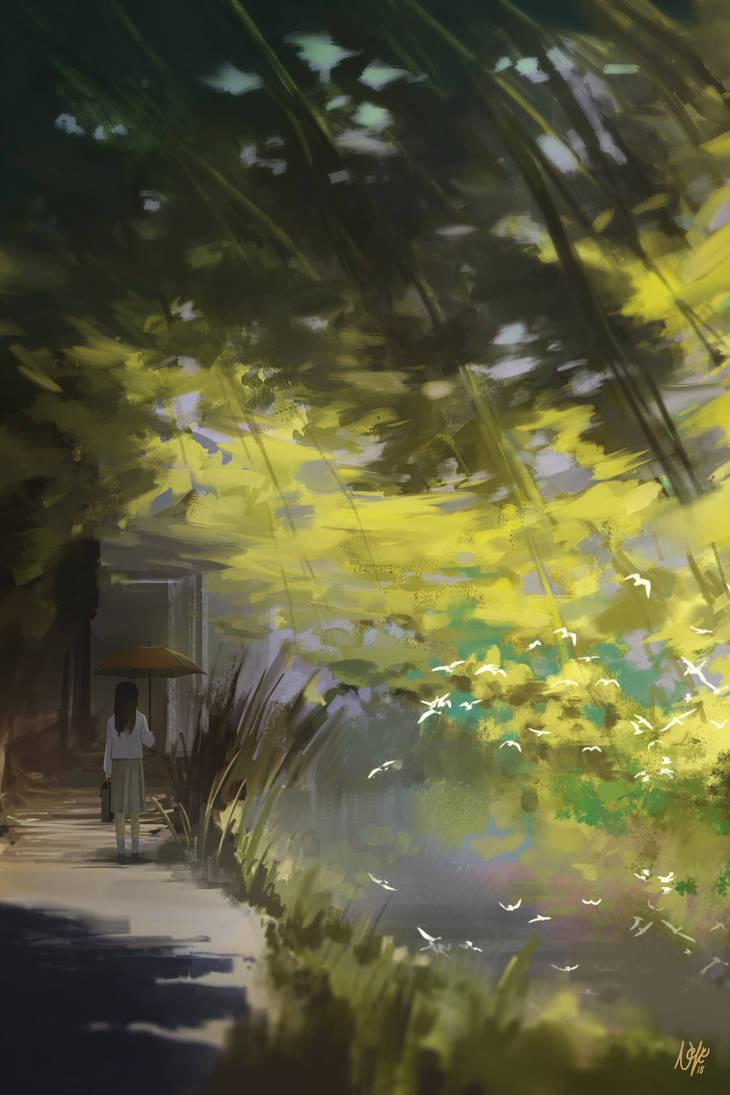 Spring by Nekuro3