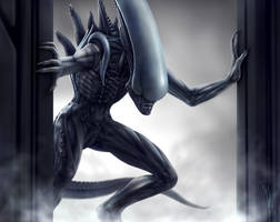Ultramorph-Alien by Woodvile