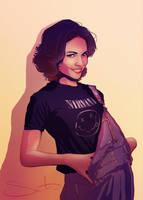 Regina Mills by samanthadoodles