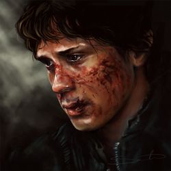 Bellamy by samanthadoodles