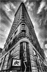 FlatIron Building Extreme by DennisChunga
