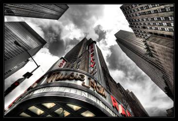Radio City by DennisChunga