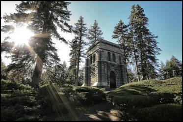 Mausoleum by DennisChunga
