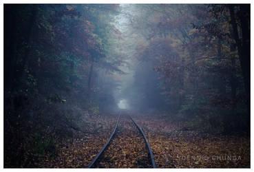 October Morning by DennisChunga