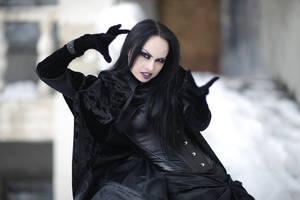 Lady Winter by Anna-Malina