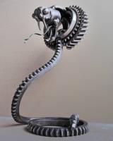 King Cobra by metalmorphoses