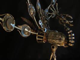 Peacock 2 by metalmorphoses