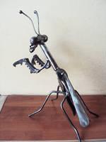 Mantis 2 by metalmorphoses