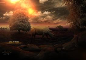 Safari World by AdelGB
