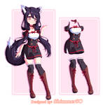 [+ Speedpaint] Contest entry - kagomeHanami by Shimmer5O