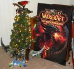 WoW Christmas Tree by CaressOfVenus