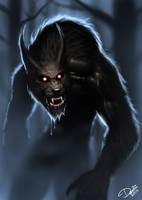 Werewolf by Disse86