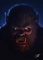 Wolfman by Disse86
