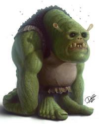 Shrek by Disse86