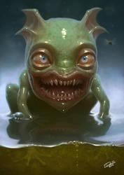 Amphibian by Disse86