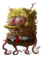 SpongeBob by Disse86