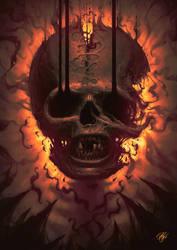 Fever Skull by Disse86