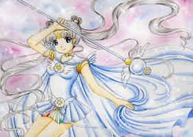 -: Sailor Cosmos :- by Dawnie-chan