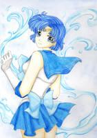 Sailor Mercury Crystal by Dawnie-chan