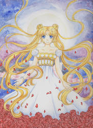 Moon Princess by Dawnie-chan