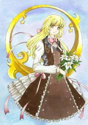 Lolita and lilies by Dawnie-chan