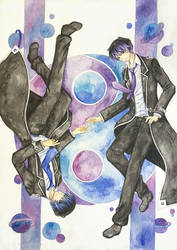 Yin and Yang by Dawnie-chan