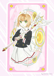 Cardcaptor Sakura Clear Card Arc by Dawnie-chan