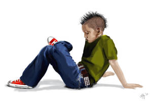 About a Boy by Alphabeta85