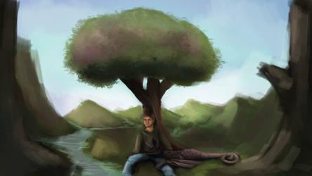 Peacefull by DivineKataroshie