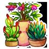 Mini Garden - Color Splash by LiticaHarmony