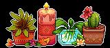 Fall Plantfriends by LiticaHarmony