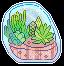 Terrarium Pixel by LiticaHarmony