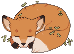Sleepy Fox by LiticaHarmony