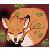 F2U Sleepy Fox Icon by LiticaHarmony