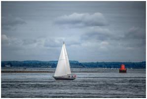 Sailing by 3Y3TOY