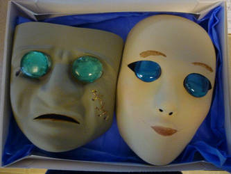Duality Masks by MaxHamee
