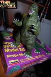 Godzilla Model by RocknessMonsta