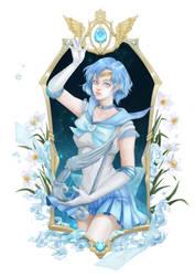 Sailor Mercury by wasenski