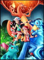 Pokemon Trainer's Return by ShupaMikey