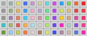 60 Glitter Photoshop Styles by oridzuru