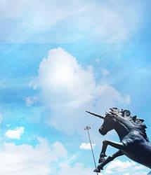 unicorn by oridzuru