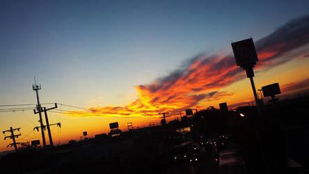 Morning Flame by oridzuru