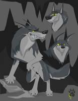 Wolf - STORKS by Wolfdog-ArtCorner