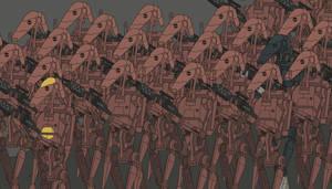 For the Separatist Alliance! by Wolfdog-ArtCorner