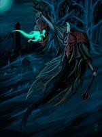 Night Haunt Revenant by Wolfdog-ArtCorner