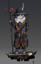 Siege Expert Elyssia - Armello by Wolfdog-ArtCorner