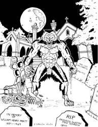 werewolf by Dumegg